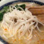 中国雲南省発祥の麺料理、過橋米線(过桥米线,カキョウベイセン)