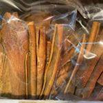 中華料理の定番香辛料、桂皮(ケイヒ)