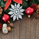 中国語でクリスマスは、圣诞节(shèng dàn jié)